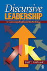 Discursive Leadership: In Conversation with Leadership Psychology by Gail T. Fairhurst (Paperback, 2007)
