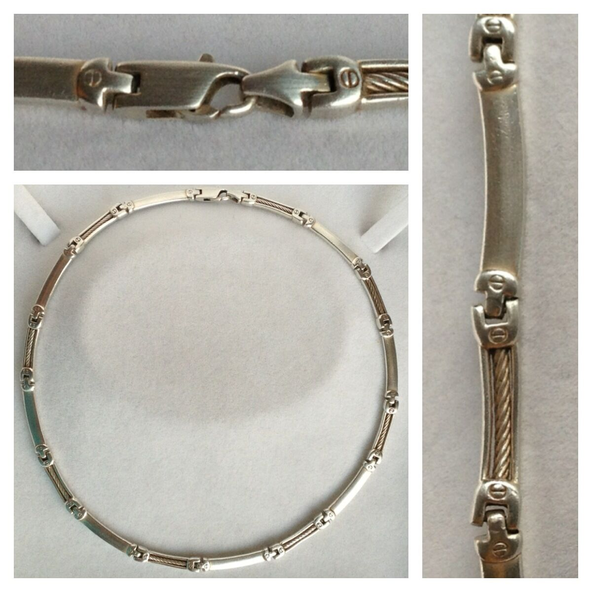 Collier Collier Collier 925 silver chaîne en silver collier en silver