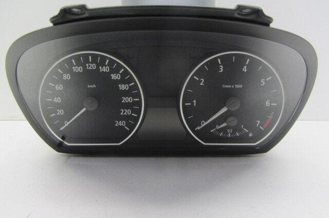 BMW 1ER E87 KOMBIINSTRUMENT TACHO TACHOMETER 6974645