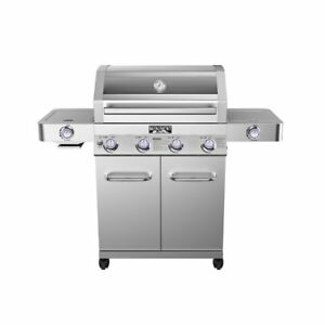 Monument-Grills-Clearview-Lid-4-Burner-with-Side-Sear-Burner-Propane-Gas-Grill