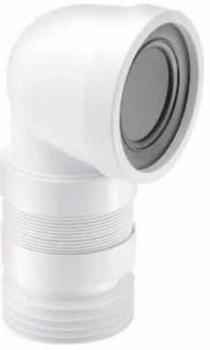 McAlpine WC-CON8F18 90 Degree Flexible Pan Connector