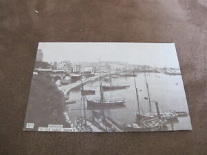 Reproduction-Postcard-Ramsgate-in-the-early-1890-039-s-Thanet-Kent