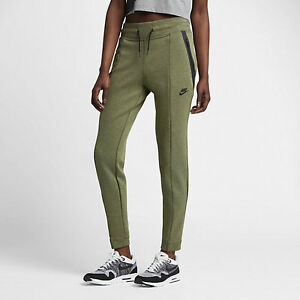 ef88a617f8 New Nike Women s Sportswear Tech Fleece Pants (803575-387) Palm ...