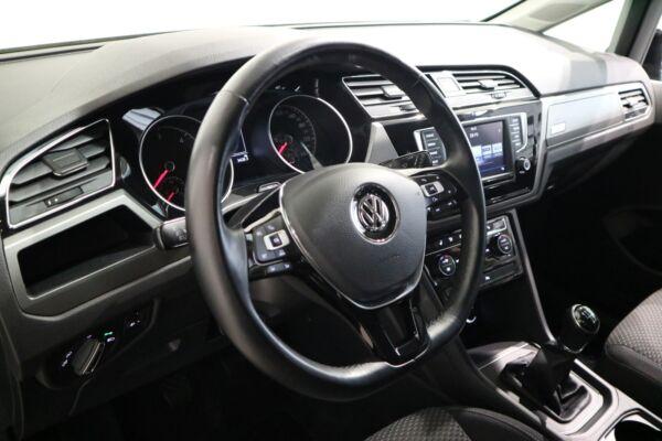 VW Touran 1,6 TDi 115 Comfortline 7prs - billede 4
