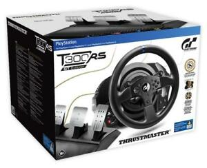 THRUSTMASTER-T300-RS-GT-EDITION-WHEEL-amp-PEDALS-FOR-PS3-PS4-amp-PC-2-YEAR-WARRANTY