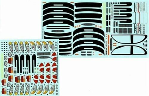 Just Want to Build a Model  2003 Ford /& Dodge Goodies Nascar decal