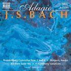 Adagio: J.S. Bach (CD, Oct-1997, Naxos (Distributor))