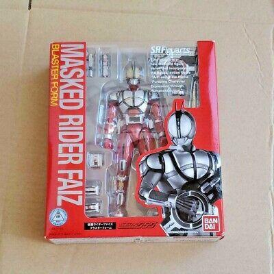Bandai shii Nations S.I.C TAMASHII NATIONS Masked Rider Faiz Masked Rider Faiz