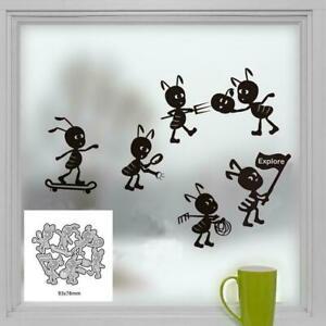Cutting Dies Stencils Scrapbook Photo Album Decor Embossing Craft DIY M5M6