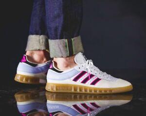 originale e 80's Top Pallamano 9 ® taglia Trainers Uk Retro Adidas Bnwb Originals q5O4O