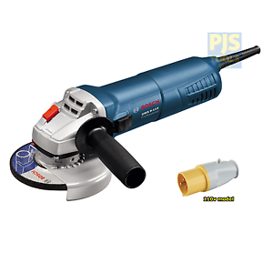 Bosch-GWS9-115-110-V-115-mm-4-1-2in-900-W-Meuleuse-d-039-angle-Garantie-3-an-Option