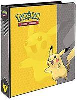 Pokemon Pikachu Ring Binder Card Album  [no Vat]