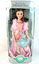 Birthstone Collection Hand Crafted Porcelain Doll
