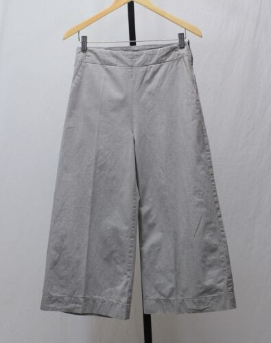 Prairie Underground Cotton Wide Leg Crop Pants Siz