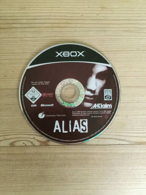Alias for Microsoft Xbox *Disc Only*