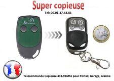TELECOMMANDE UNIVERSELLE CLONE DOITRAND TS2DE 433,92Mhz Portail Garage