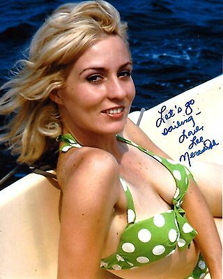 Rock & Pop Responsible Actress Lee Meredith Signed Authentic 'the Producers' Ulla 8x10 Photo 3 W/coa Bracing Up The Whole System And Strengthening It Entertainment Memorabilia