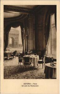 CPA PARIS 10e - Astoria - UN coin du Restaurant (142343)