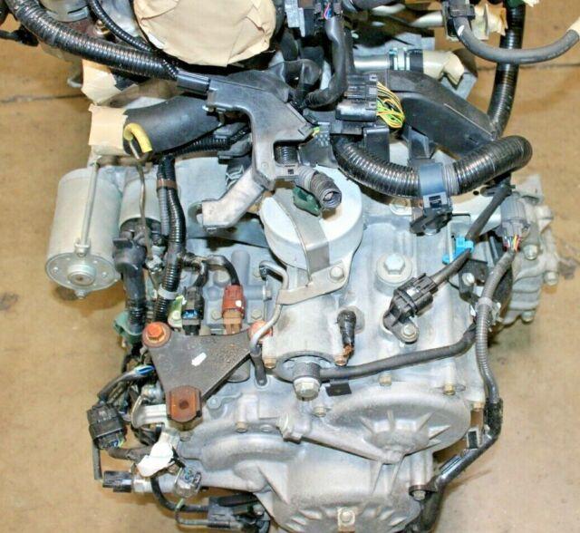 2004 2005 2006 ACURA TL Automatic Transmission V6 3.0L