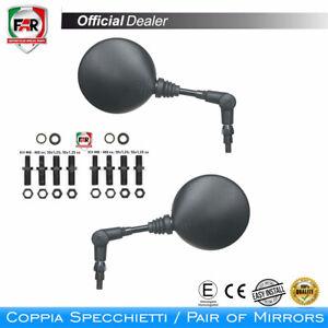 Paar-Spiegel-FAR-0257-Und-0257-Genehmigt-300-Scarabeo-Light-Special-2009-2013