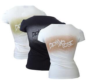maglia-t-shirt-Denny-Rose-maniche-corte-short-sleeves-donna-woman-DB053B