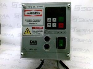 RE Eriez N12-830HZ//115 Feeder Controller 115 VAC