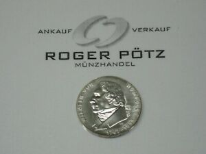 20-Mark-1967-Humboldt-Lack-Coinage-Randschrift-3-X-20-Mark-Top-Condition