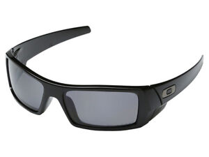 cf824454cb Image is loading Oakley-Gascan-Polarized-Sunglasses-12-891-Polished-Black-