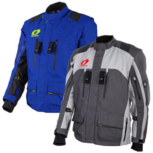 O/'Neal Baja Racing Enduro Moveo Motorrad Jacke Reflectoren Motocross Wasserfest