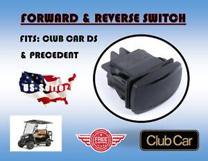 Details About Club Car Ds Precedent Forward Reverse F R Switch 48 Volt Electric Golf Cart