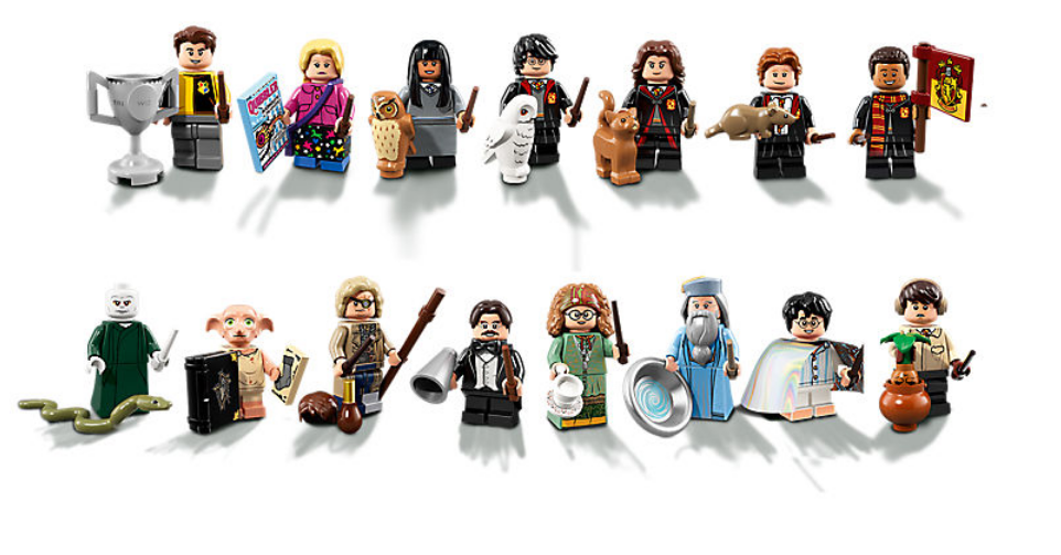 conveniente LEGO 71022 - Serie Serie Serie completa Harry Potter  servizio di prima classe