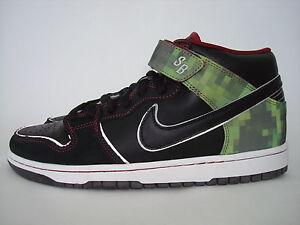 hot sale online 1a4d4 9d7c4 Image is loading Nike-Dunk-Mid-Elite-SB-034-Nitride-034-