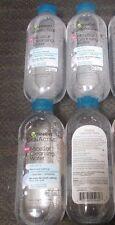 4 GARNIER SKINACTIVE CLEANSING WATER/MAKEUP REMOVER 13.5 oz EA AA 629
