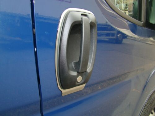 Peugeot Boxer High Security Handle Protection Plate 2006-2019