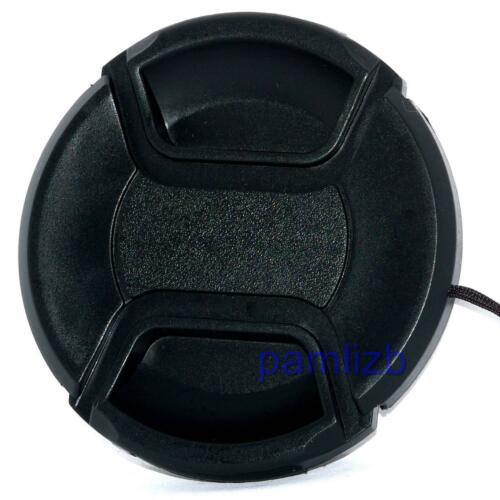 LC-67 center pinch cap for Camera lens with 67mm filter thread
