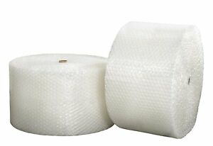 """Large Bubble Roll (Ship & Save Brand) 1/2"""" x 250' x 12"""" Bubbles Perforated Best"""