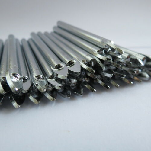 5 x 3 mm Piece Spear Ceramic Tile Mirrors /& Glass Drill Bits hole cutter UK 3mm