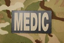Infrared Combat MEDIC Patch USMC Hospital Corpsman USAF US Army Line Medic Doc