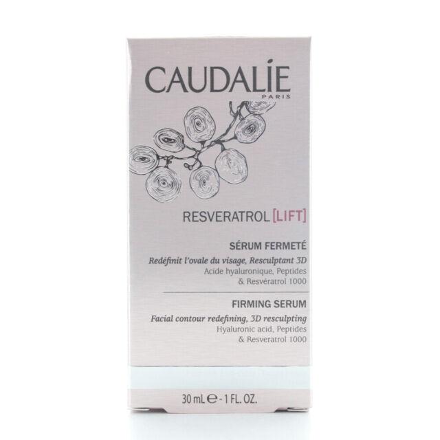 Caudalie Resveratrol Lift Firming Serum 1oz/30ml New In Box