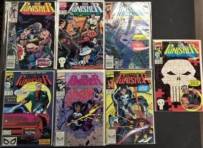 The Punisher Baron Reinhold Farmer Volume 2 #29 Marvel Comics January 1990 NM
