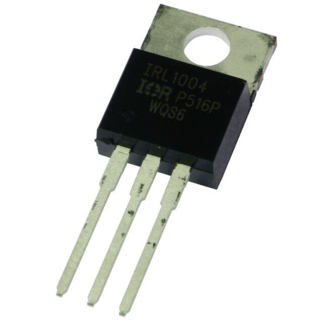 IRL1004 International Rectifier MOSFET Transistor 40V 130A 200W 0,0065R 854840