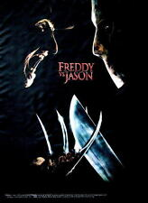FREDDY VS. JASON FLAGGE / FAHNE POSTER FLAG FREDDY KRUEGER JASON VORHEES