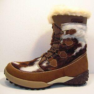 Tecnica Montana III Wool MS Dark Brown Stivali NO:21581 184