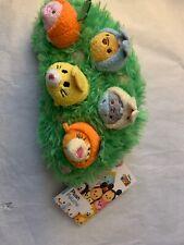 Tsum Tsum Mini Winnie the Pooh /& Pals Plush Easter Set Disney Store NEW