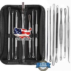 Blackhead-Acne-Comedone-Pimple-Blemish-Extractor-Remover-Tool-Kit-Set-7pcs-USA