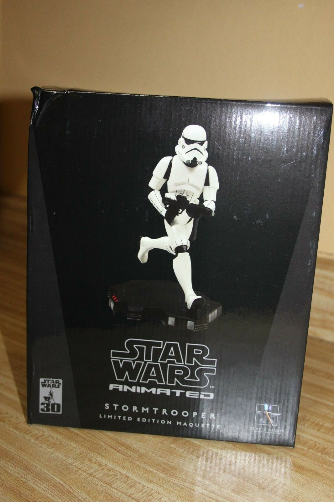 Star Wars Animated Maquette Limited Gentle Giant 30 Stormtrooper NIB