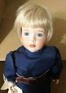 Wendy-Lawton-PETER-And-The-WOLF-all-porcelain-doll-1992-limited-first-edition