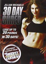 Jillian Michaels 30 Day Shred [DVD] NEU Fitness Workout