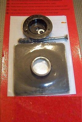 Montagesystem Spiegel-Druckknopf von Kristall Form Art.Nr19460000