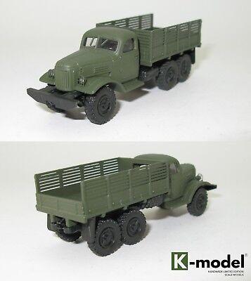 1:87 HO ZIL-157 Zugmaschine Militar NVA UdSSR